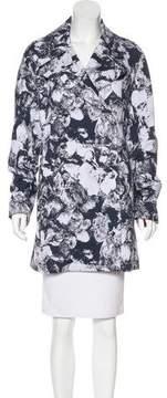 Atelier Twilley Jacquard Short Coat