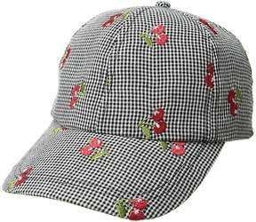 Collection XIIX Cherry Ditsy Baseball Baseball Caps