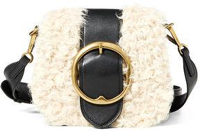 Polo Ralph Lauren Shearling Lennox Bag