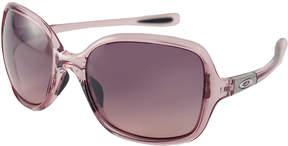 Oakley Sunglasses - Obsessed / Frame: Crystal RoseLens: Violet Pink Gradient