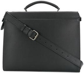 Fendi top handle briefcase