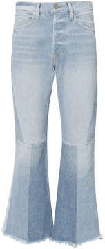 Frame Hurley Cropped Jeans