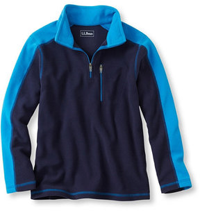 L.L. Bean Boys' Fitness Fleece Pullover