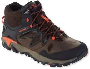L.L. Bean L.L.Bean Men's Merrell All Out Blaze Hiking Boots, Mid Waterproof
