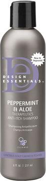 Design Essentials Peppermint & Aloe Therapeutics Anti-Itch Shampoo 8oz