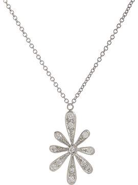 Cathy Waterman Women's Daisy Pendant Necklace