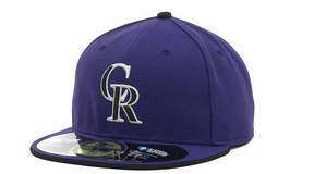 New Era Colorado Rockies Authentic Collection 59FIFTY Hat
