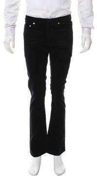Christian Dior Velvet Five Pocket Pants