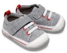 See Kai Run Baby's Stevie II Heathered Sneakers