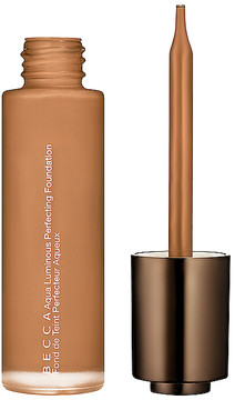 Becca Aqua Luminous Perfecting Foundation.