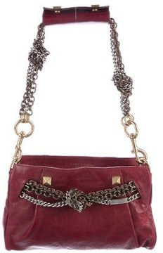 Marc Jacobs Chain Shoulder Bag - RED - STYLE