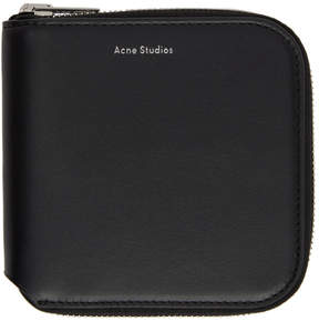 Acne Studios Black Csarite Wallet