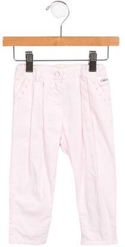 Chloé Girls' Straight-Leg Mid-Rise Pants w/ Tags