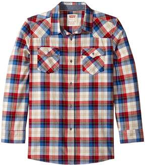 Levi's Boy's Long Sleeve Button Up