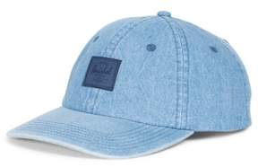 Herschel Men's Sylas Baseball Cap - Blue