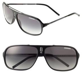 Carrera Men's Eyewear 'Cool' 65Mm Aviator Sunglasses - Black