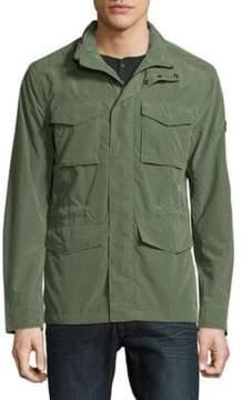 J. Lindeberg Long-Sleeve Outerwear Jacket