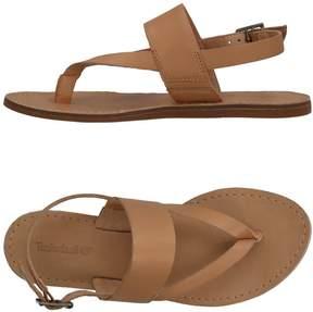 Timberland Toe strap sandals