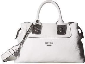 GUESS Frankee Girlfriend Satchel Satchel Handbags