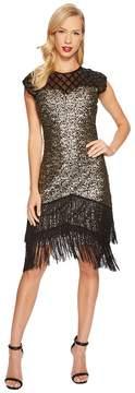 Unique Vintage Del Mar Flapper Dress Women's Dress