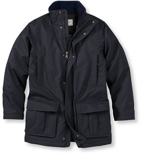 L.L. Bean Nor'easter Commuter Coat with Gore-Tex, Thigh-Length