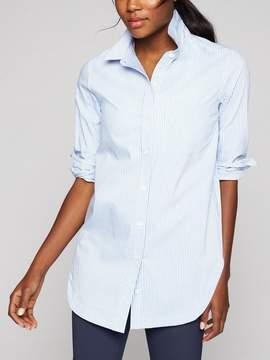 Athleta Stripe Long and Lean Shirt 2.0