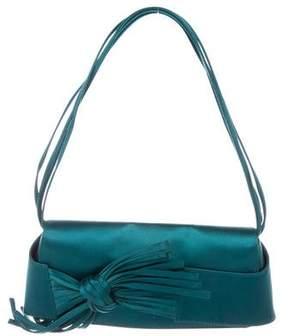 Christian Louboutin Satin Evening Bag