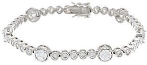 Elizabeth Taylor The 5.35 ct Simulated Diamond Bracelet