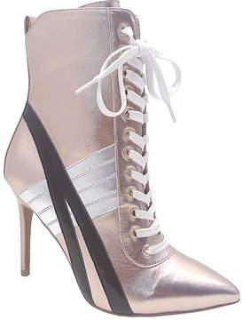 Wild Diva Rose Gold Akira Boot