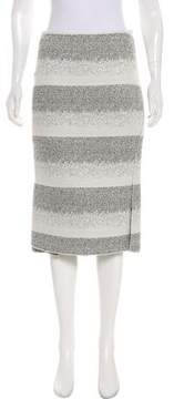 Brock Collection Sinking Wool-Blend Skirt w/ Tags