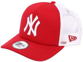 New Era New York Yankees A-Frame Trucker Hat