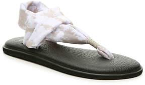 Sanuk Women's Yoga Sling 2 Tie-Dye Flat Sandal
