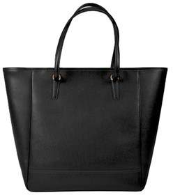 Royce Leather Women's Charlotte Saffiano Tote Bag.