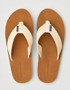 American Eagle Outfitters AE Twill Flip-Flop