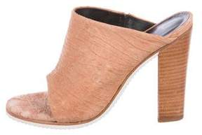 Tibi Bee Slide Sandals