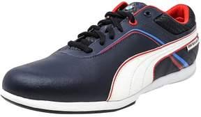 Puma Men's Bmw Motorsports Ignis Nm Team Blue / White Ankle-High Fashion Sneaker - 8M