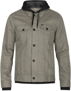 Hurley Men's Mac 3.0 Trucker Jacket