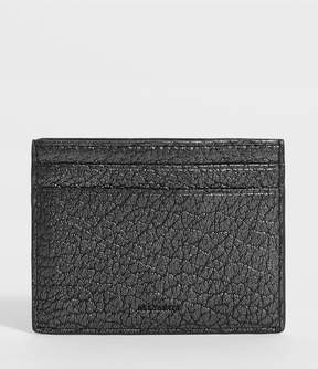 AllSaints Fetch Leather Card Case