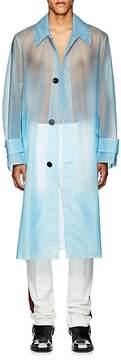 Calvin Klein Men's Belted Trench Coat