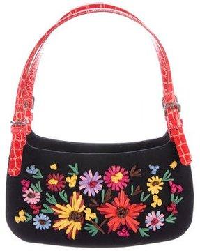 Moschino Embellished Shoulder Bag
