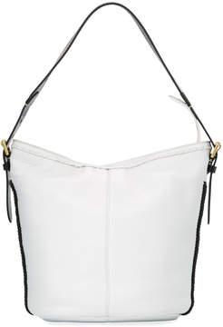 Cole Haan Loralie Whipstitch Bucket Shoulder Bag