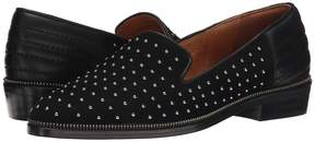 The Kooples Suede Slippers Decorated with Studs Women's Slip on Shoes