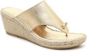 Andre Assous Alyssa Wedge Sandal - Women's