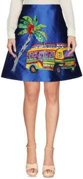 Stella Jean Knee length skirts
