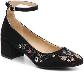 Chinese Laundry Women's Mabel Embroidered Pump