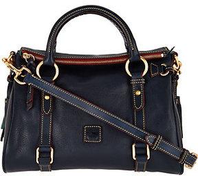 Dooney & Bourke Florentine Vachetta Leather Small Satchel