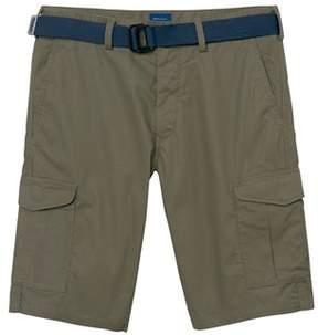 Gant Men's Green Cotton Shorts.