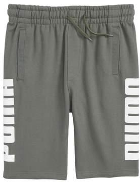 Puma Rebel Knit Shorts
