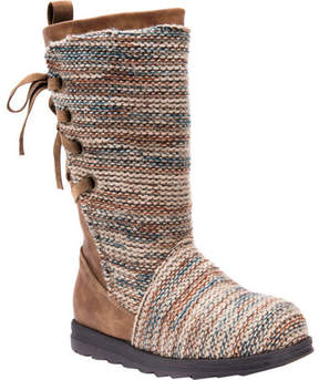 Muk Luks Lucinda Wide Calf Boot (Women's)
