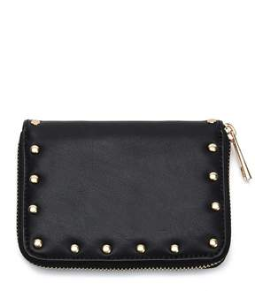 Forever 21 Studded Faux Leather Wallet